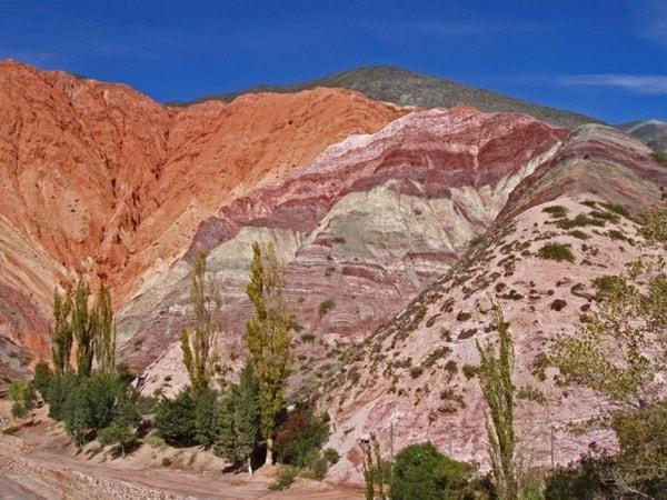 Cerro de los Siete Colores, Purmamarca, jujuy