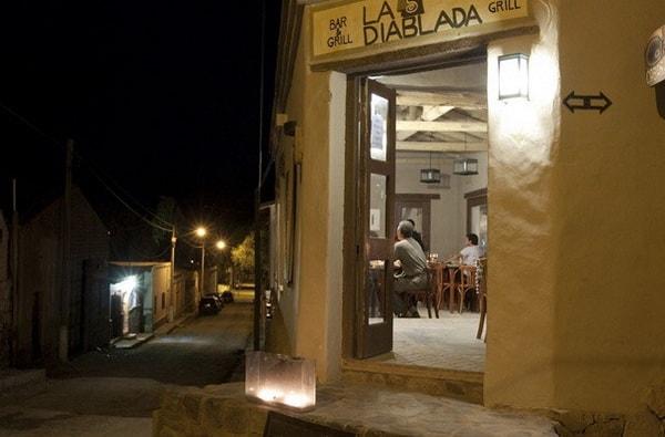 Bar La Diablada, en Purmamarca, Jujuy