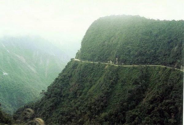Yungas, camino a Tafí del Valle