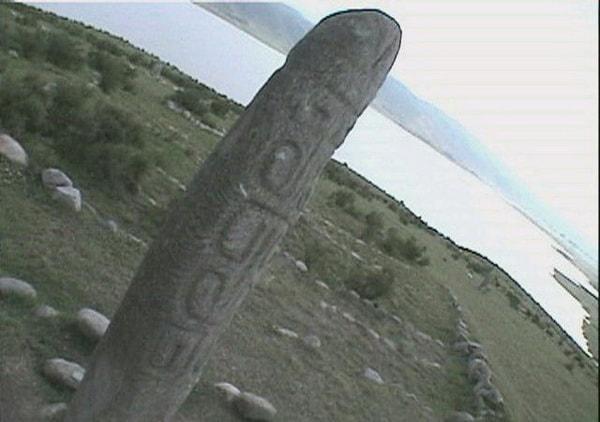Menhir en Tafí del Valle