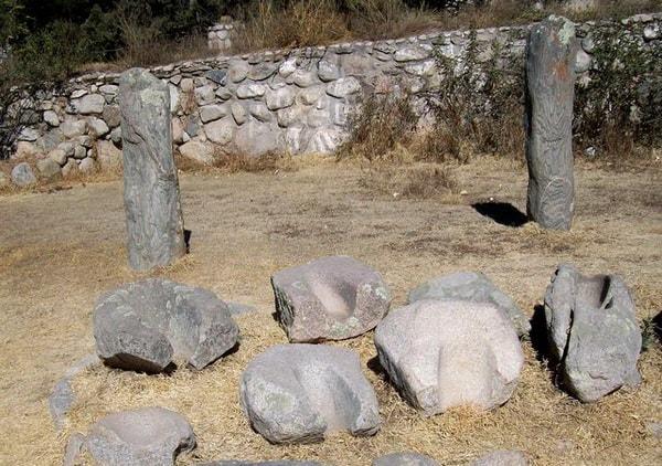 Menhires en Tafí del Valle, Tucumán