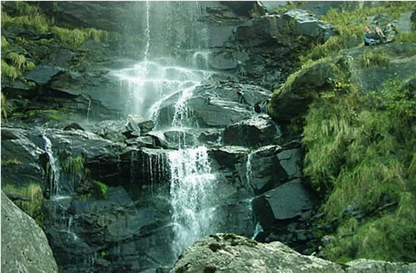 Cascada en Tafí del Valle