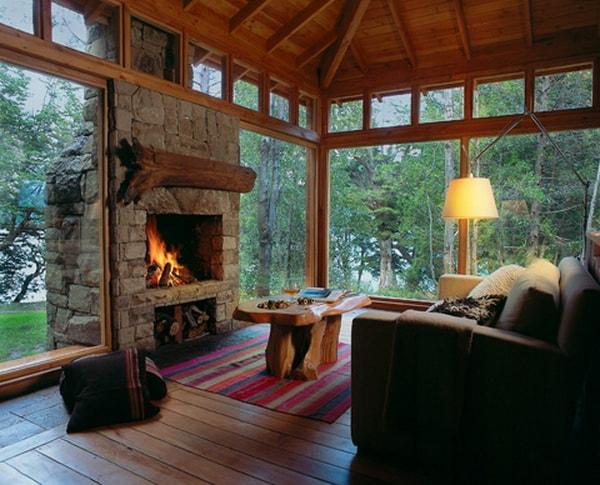 El Aura Lodge, Lago Verde