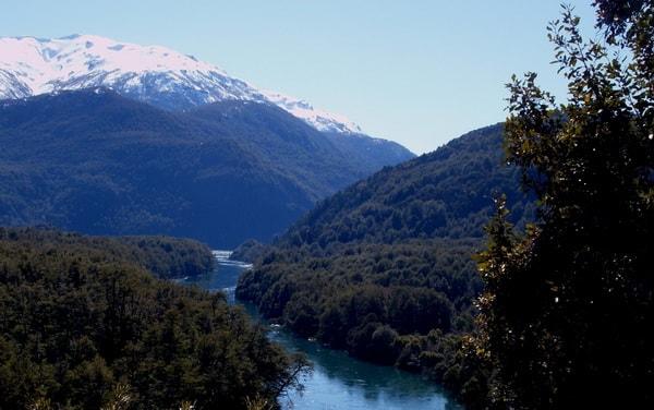 Río Arrayanes, Parque Nacional Los Alerces